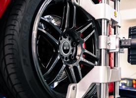 The MINI 4 Wheel Alignment: $169.95