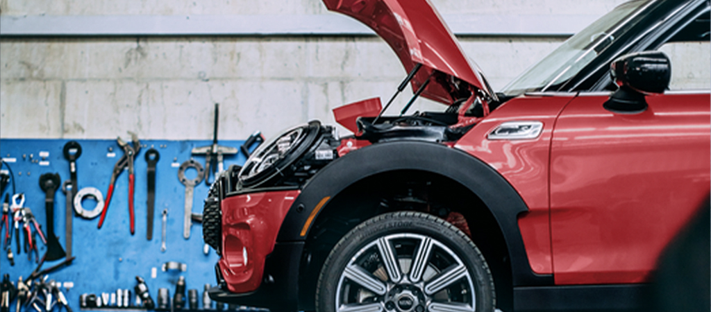 Purchase 2 Services: Free 55-Point Vehicle Inspection