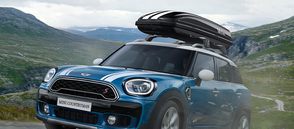 MINI Roof Boxes: 20% OFF SELECT BOXES