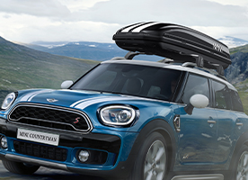 MINI Roof Boxes: 15% off