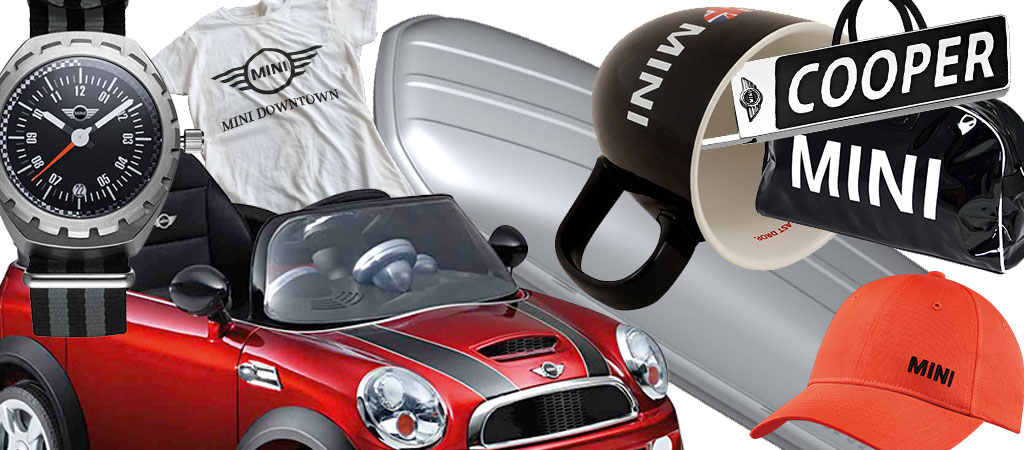 MINI Downtown 2016 Holiday Gift Guide