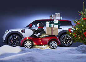 2018 MINI Holiday Gift Guide