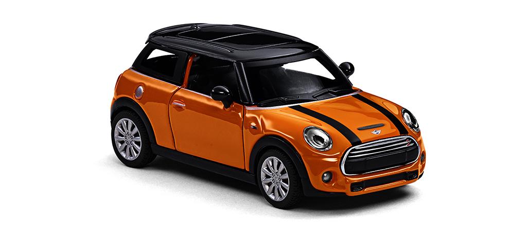 MINI Kids pull back cars: $8.85
