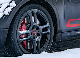 MINI Winter Tire Packages With 48 Hour Install